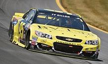LFR Team Timeline, 2016 - Anatomy of a NASCAR Sponsorship