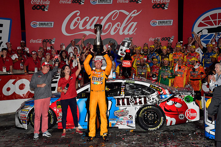 NASCAR Victory Lane photo - Anatomy of a NASCAR Sponsorship