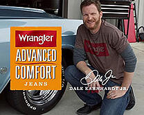 Dale Earnhardt Jr., Wrangler - Anatomy of a NASCAR Sponsorship