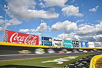 Track Sponsorship photo - Anatomy of a NASCAR Sponsorship
