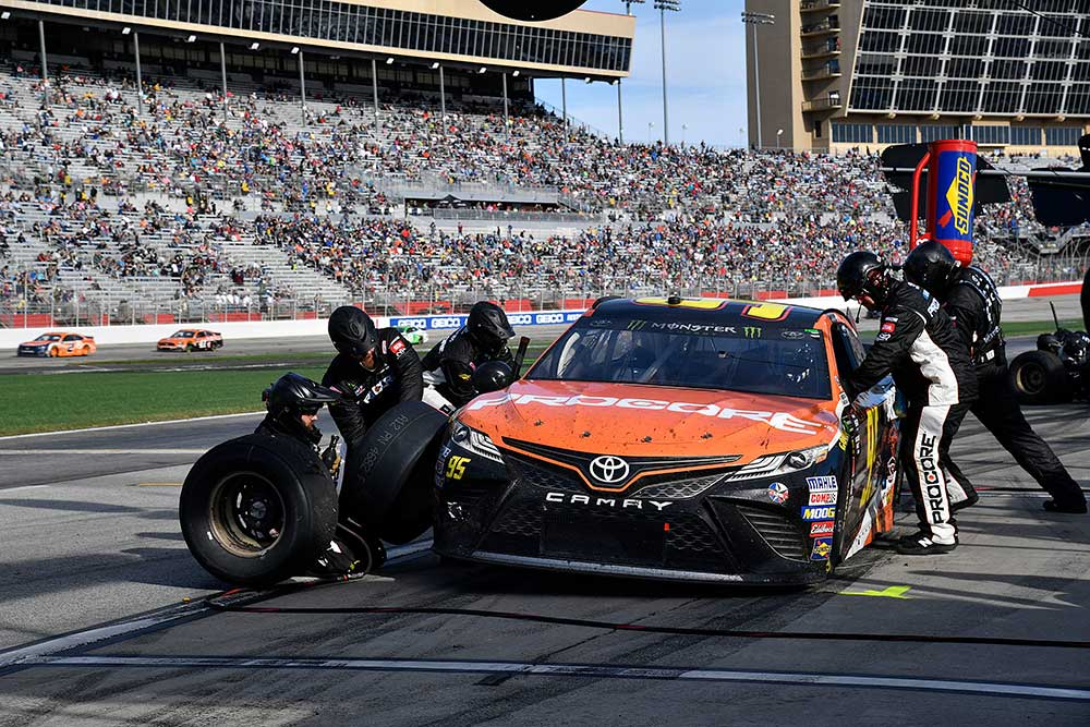 NASCAR's Attendance Problem and it's Impact on Sponsorship
