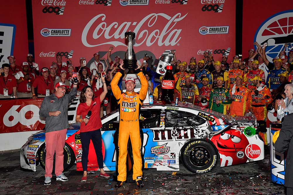The Impact of Winning on a NASCAR Sponsorship