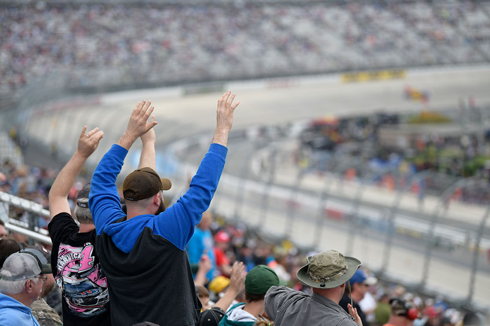 Top 10 Benefits of a NASCAR Race Team Sponsorship